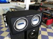 MTX AUDIO Car Speakers/Speaker System JACK HAMMER DUAL 12'